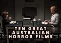 10 Great Australian Horror Films